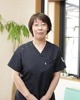 婦人科専門担当鍼灸師 坂田 鏡子