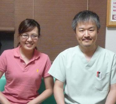 1度目の治療後、すぐに生理がきて、生理痛が全くなく、気がつけば生理が終わっていました。